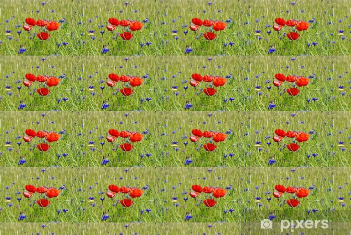 Tapeta na wymiar winylowa Maku kukurydzy w dziedzinie kwiaty - Nasiona