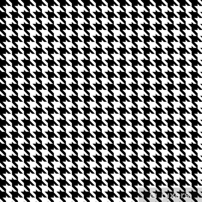 seamless modern houndstooth pattern wallpaper  u2022 pixers