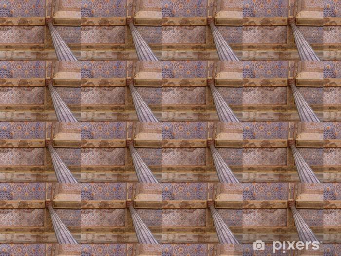 Vinylová tapeta na míru Chehel Sotun palác v Isfahánu, Detail - Soukromé budovy