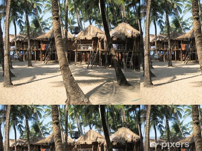 Tapete Bambus Zimmer Pixers Wir Leben Um Zu Verandern