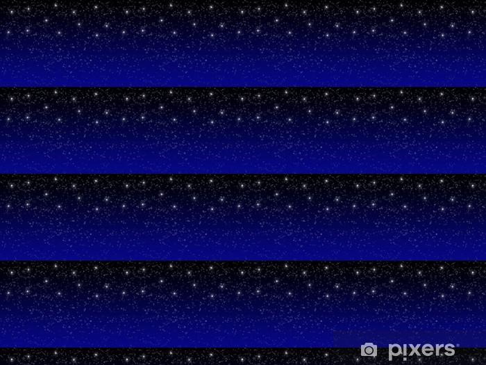 Vinyltapete nach Maß Sternenhimmel - Esoterik