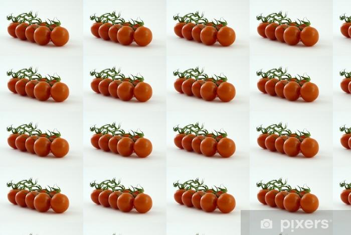 Papier peint vinyle sur mesure Cherry tomatoes - Thèmes
