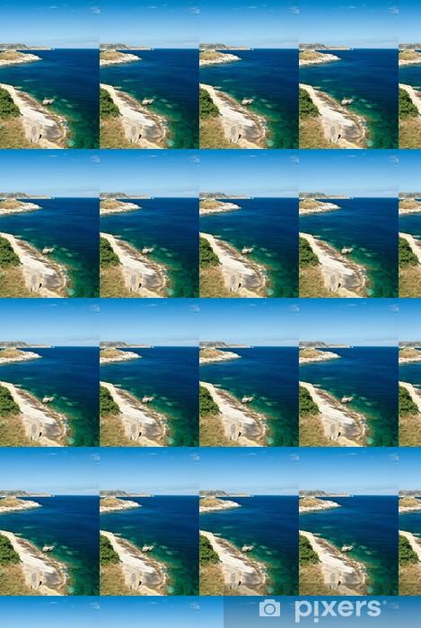 Vinyltapete nach Maß Corsica Coast - Europa