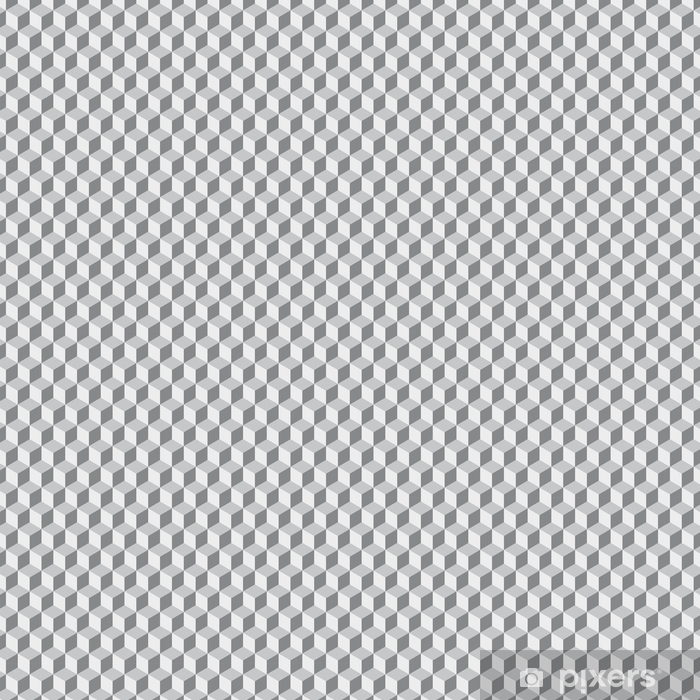 Seamless geometric abstract pattern. Vector illustration. Vinyl custom-made wallpaper - Graphic Resources