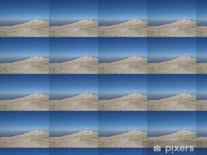 Papier peint vinyle sur mesure Sommet du Mont Ventoux - Europe
