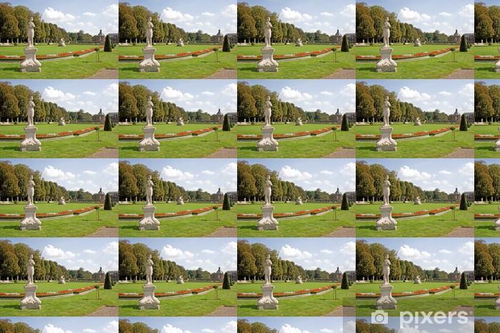 Papier peint vinyle sur mesure Barocker Schlosspark Nordkirchen - Europe