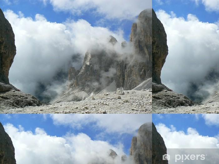 Vinyltapete Pale di San Martino - Berge