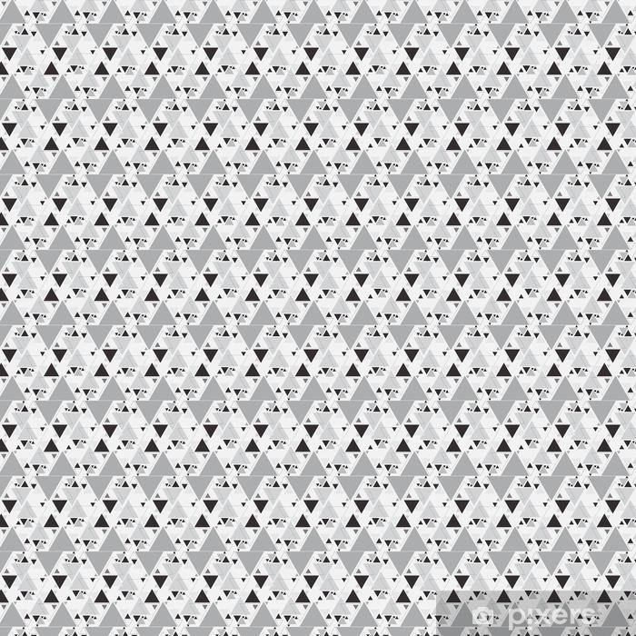 Tapeta na wymiar winylowa Abstrakcyjny wzór trójkąta. tło wzór trójkąta - Zasoby graficzne