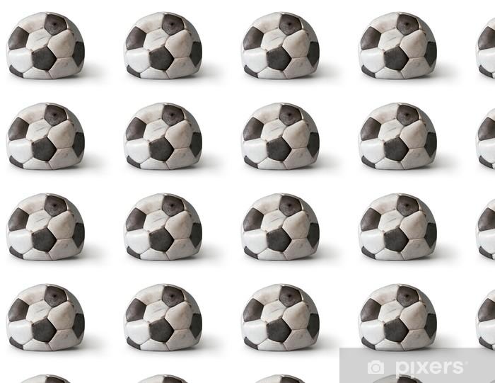 Papier peint vinyle sur mesure Football sans air - Articles de sport