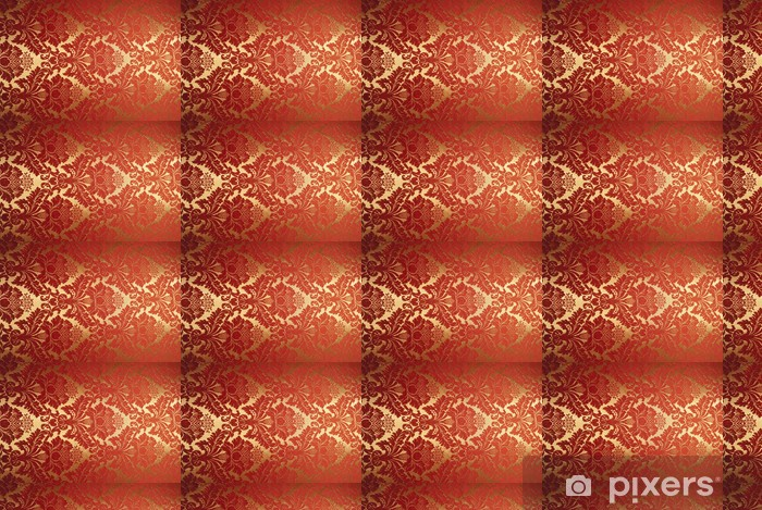 Abstract vintage background Vinyl custom-made wallpaper - Backgrounds