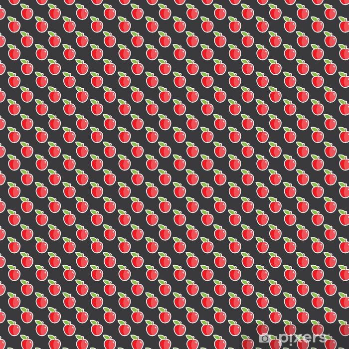 Mandala yli kukka tausta Räätälöity itsestäänkiinnittyvä tapetti - Graafiset Resurssit