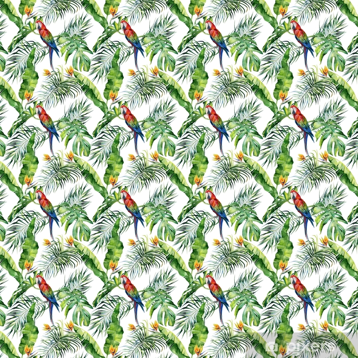 Seamless Watercolor Illustration Of Tropical Leaves Dense Jungle Scarlet Macaw Parrot Strelitzia Reginae Flower Hand Painted Pattern With Tropic Summertime Motif Coconut Palm Leaves Wallpaper Pixers We Live To Change With folkart motif stencils, you can mix, match, and layer patterns to create your own look. seamless watercolor illustration of tropical leaves dense jungle scarlet macaw parrot strelitzia reginae flower hand painted pattern with tropic summertime motif coconut palm leaves wallpaper pixers we live to change