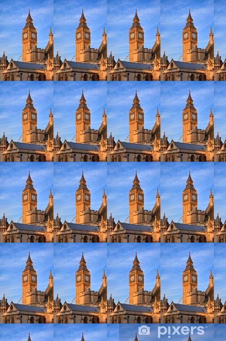 Papier peint vinyle sur mesure Big Ben Parlement - Thèmes