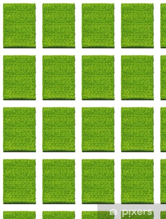 Papier peint vinyle sur mesure Grass-plot - Saisons