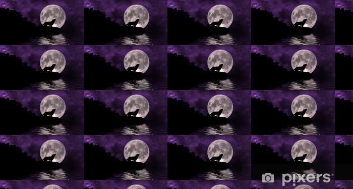 Wolf Moon Wallpaper Pixers We Live To Change