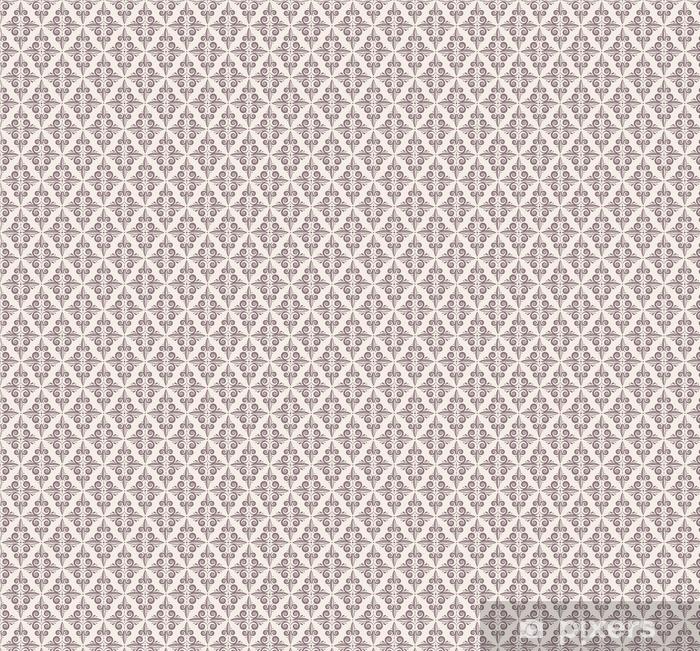 Tapeta na wymiar winylowa Wektor barok bezszwowe tło wzór - Zasoby graficzne