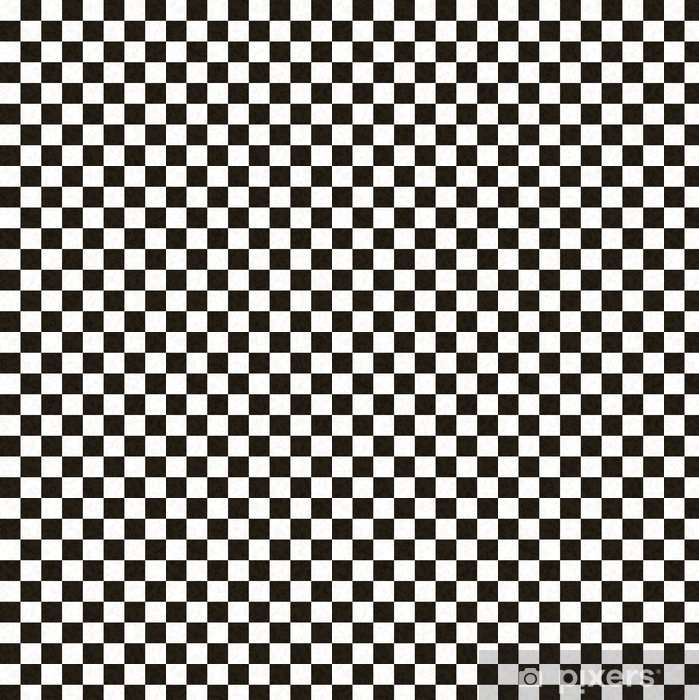 Papier peint vinyle sur mesure Modèle d'échecs avec la texture de marbre - Ressources graphiques