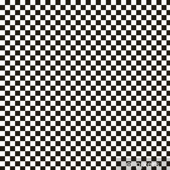 Tapeta na wymiar winylowa Szachowy wzór z marmurową teksturą - Zasoby graficzne