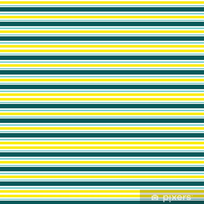 Striped abstract background with color stripes. Vector illustration. Vinyl custom-made wallpaper - Graphic Resources