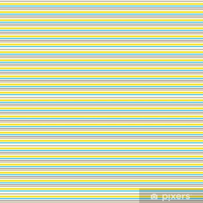 Papel de parede em vinil à sua medida Fundo abstrato listrado com listras de cores. ilustração vetorial. - Recursos Gráficos