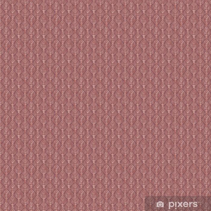 Tapeta na wymiar winylowa Zakurzony różowy i różany folia złota adamaszku wzór - Zasoby graficzne