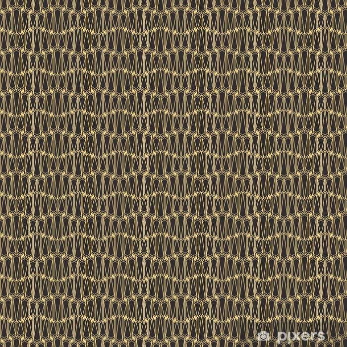 Papel pintado estándar a medida Art deco seamless02 - Recursos gráficos