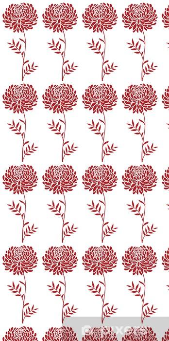 Papier peint vinyle sur mesure Motif de fleur de marguerite - Fleurs