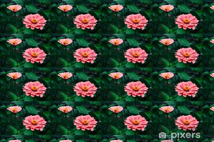 Papier Peint A Motifs Fleur Nature Jardin Rouge Rose Plante