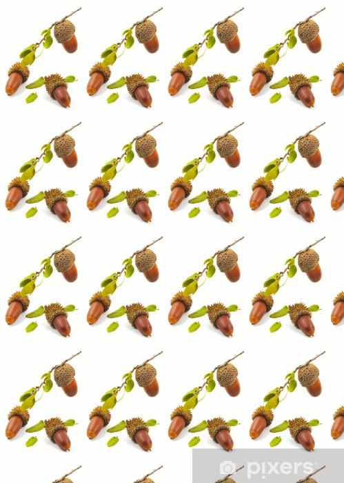 Tapeta na wymiar winylowa Trzy żołędzie - Cuda natury