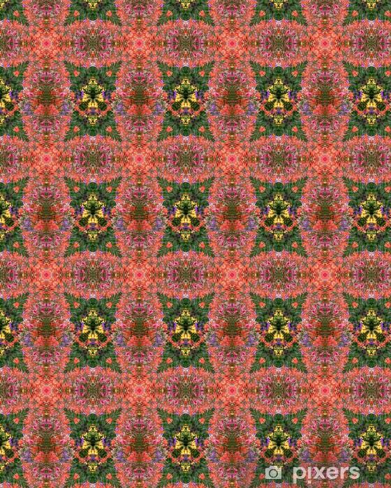 Tapeta na wymiar winylowa Ogród kwiatowy krzyż - Kwiaty