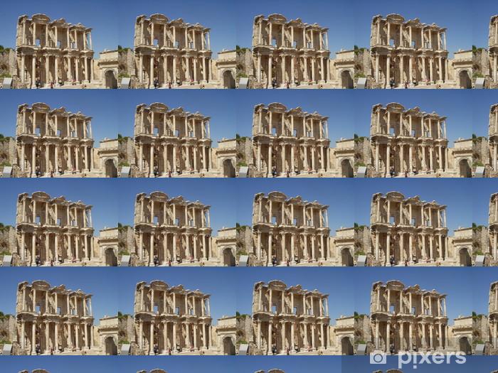 Vinyl behang, op maat gemaakt Ephesus antieke stad - Midden Oosten