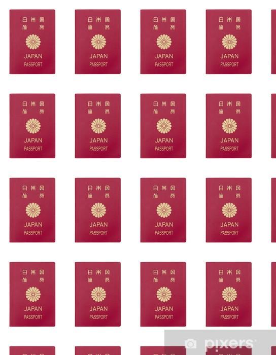Tapeta na wymiar winylowa Japoński paszport - Sytuacje biznesowe