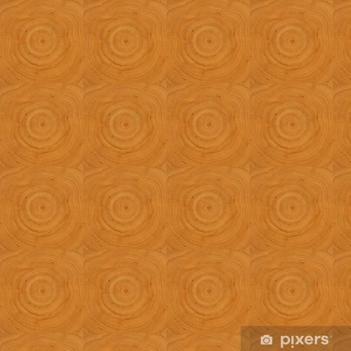 Papier peint vinyle sur mesure Contexte: Wachstumsringe - Holz - Textures