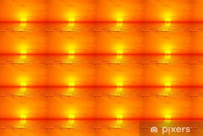 Tapeta na wymiar winylowa Wschód słońca - Niebo