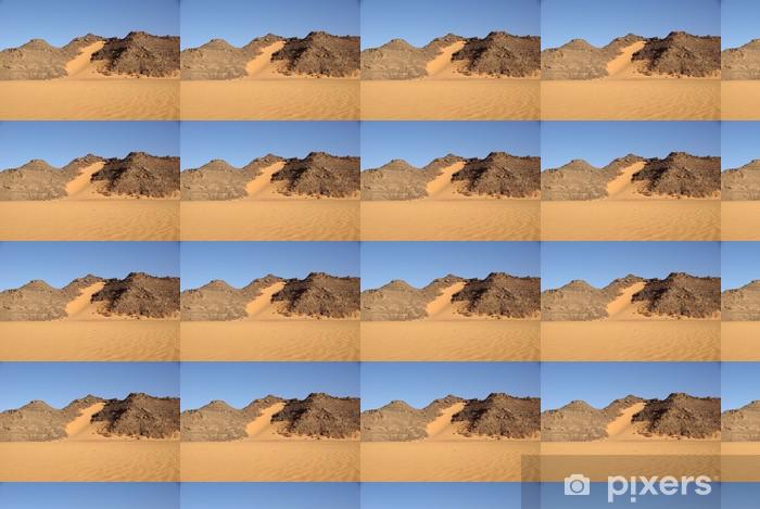 Papier peint vinyle sur mesure Désert de Libye - Désert