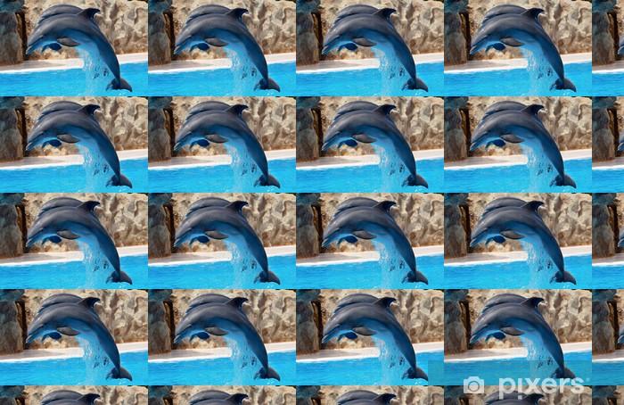 Papier peint vinyle sur mesure Delfines - Thèmes
