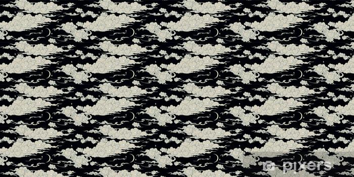 Tapeta na wymiar winylowa Bez szwu wzór chmury - Zasoby graficzne