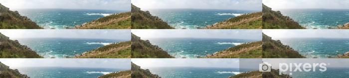 Vinylová Tapeta Panoramica Costa Gallega - Prázdniny