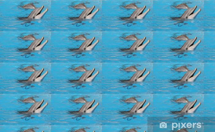 Vinylová tapeta na míru Delfíni - Témata