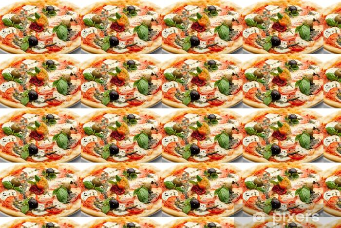 Tapeta na wymiar winylowa Pizza - Tematy