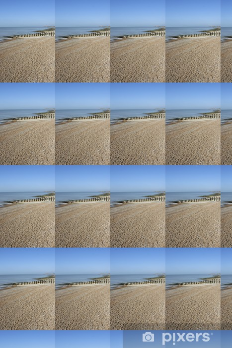 Vinyltapete nach Maß St Leonards Strand hastings - Europa