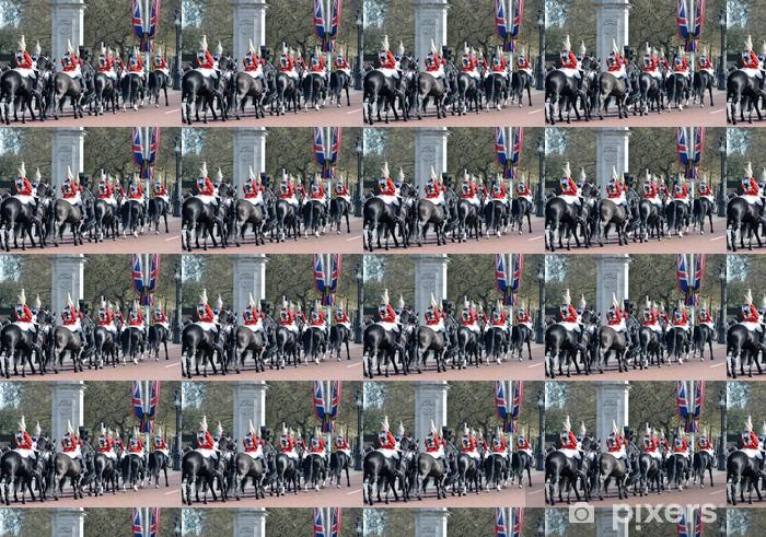 Vinyltapete nach Maß Der Horseguards auf den Straßen von London - Leistung und Erfolg