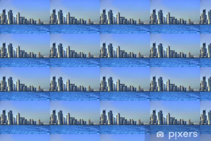 Papier peint vinyle sur mesure Doha (Qatar / Katar) - Moyen Orient
