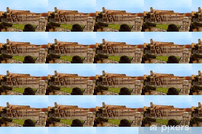 Papel pintado estándar a medida El Coliseo de Roma - Temas