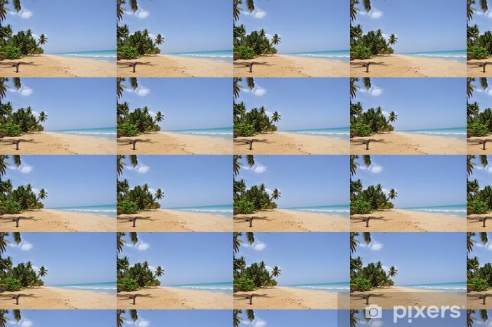 Playa Coson,Republica Dominicana Vinyl Custom-made Wallpaper - Holidays