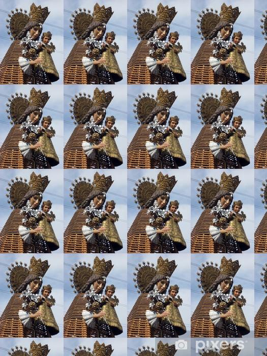 Vinylová Tapeta Španělsko Valencia Virgen de los Desamparados postava naproti C - Doplňky a věci