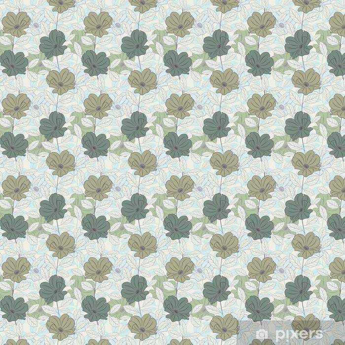 Vinyltapete nach Maß Pastellfarbenen Rosen - Blumen