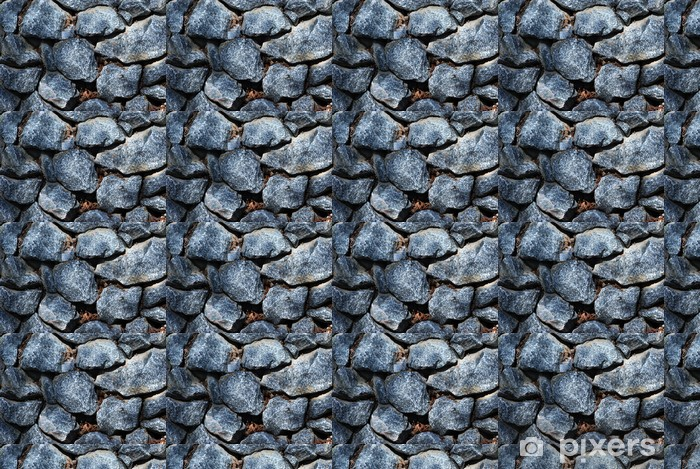 Tapeta na wymiar winylowa Szorstki granitowych kamieni tła - Tekstury