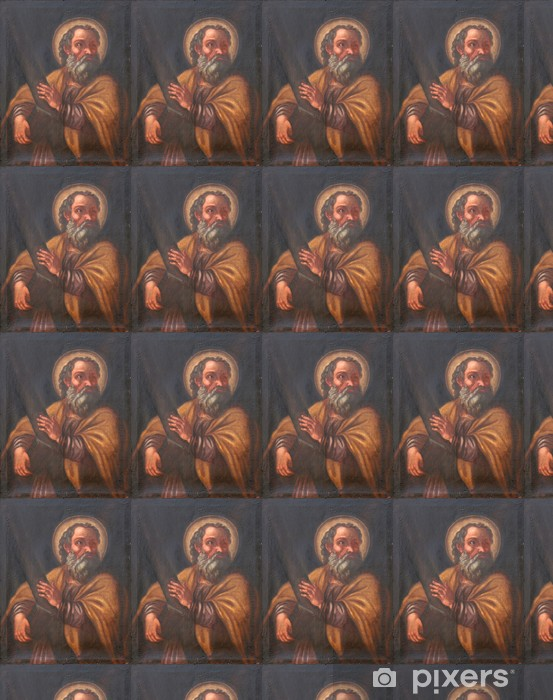 Saint Andrew apostle Vinyl custom-made wallpaper - Themes