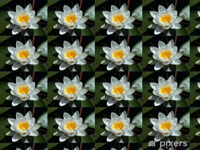 Vinyltapete nach Maß Waterlily - Blumen
